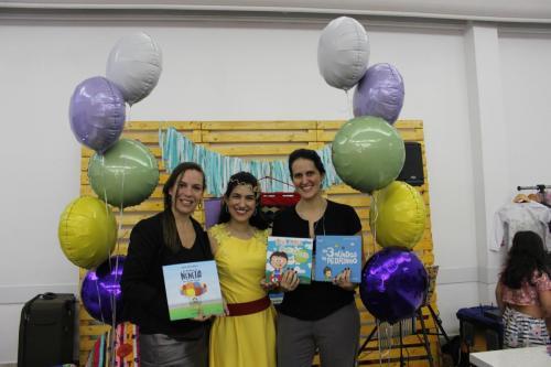 4ª Feira Mamis - Edição SaleVanessa Abdo, Marina Bastos e Debora Hemsi Cuperschmidt
