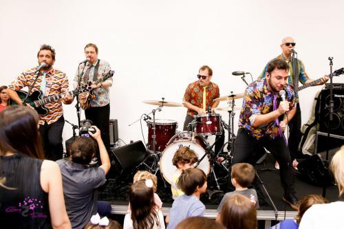 Feira Mamis 3ª EdiçãoShow dos Beatles para Crianças